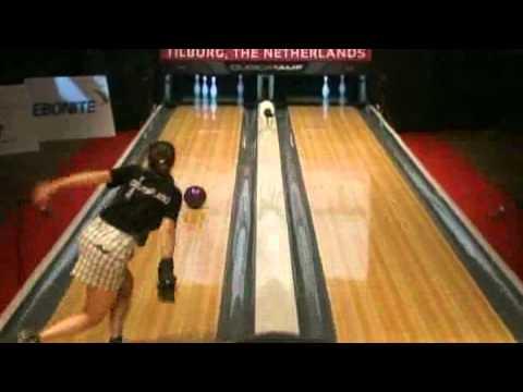 Bowling European Women Championships 2012 Teams Final: Engla