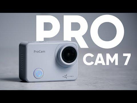 Экшн за 100$ Подробный обзор Airon ProCam 7. Eldorado.ua