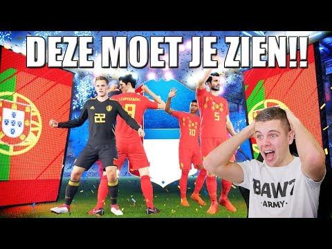 MEGA ZIEKE FIFA 18 WORLD CUP PACK OPENING!! FIFA 18