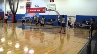 Chicago Girls Spring 16 Team12 vs Team13