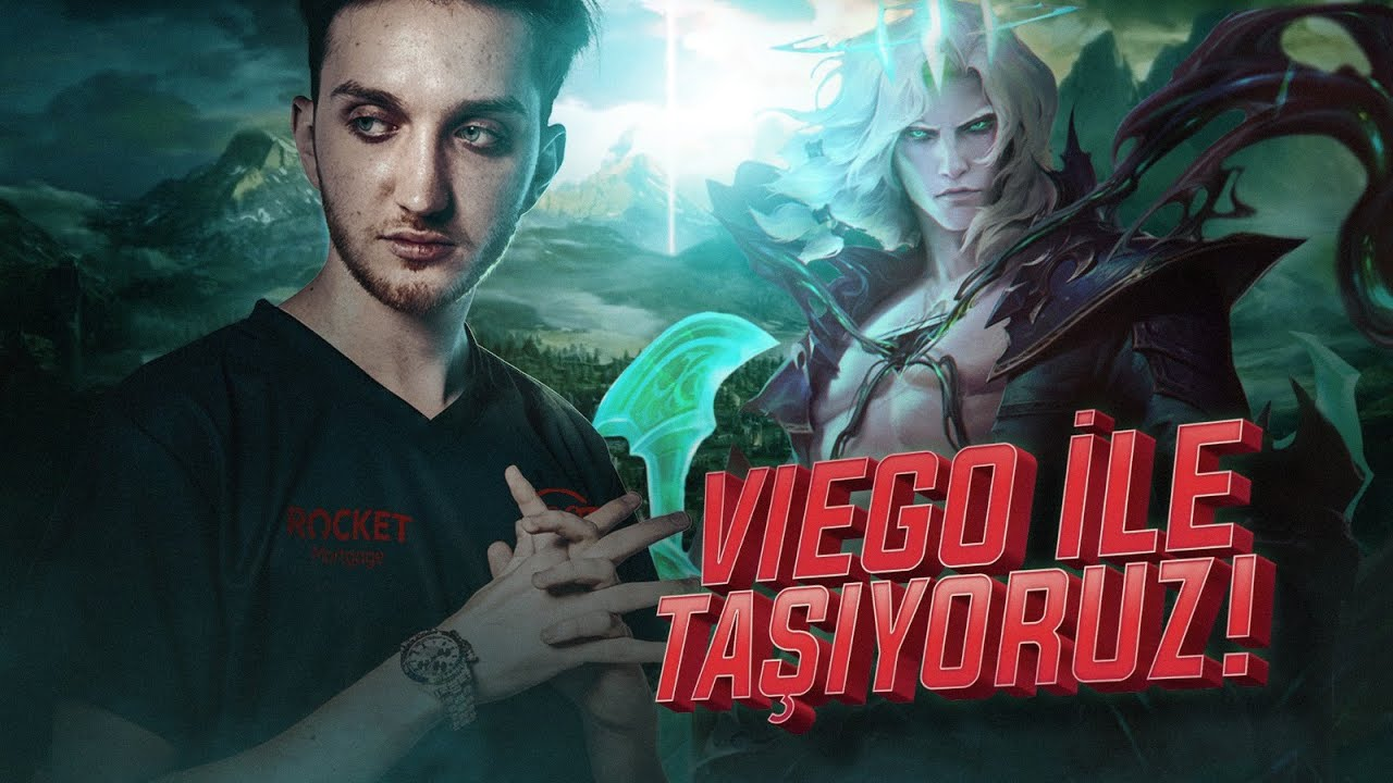 Viego ile taşıyoruz! - Closer Viego