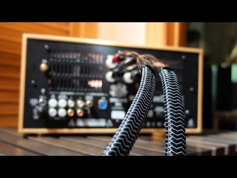 Audioquest Cable Review!  Featuring the Type 4, Rocket 33, Rocket 44