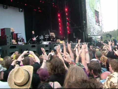 Marilyn Manson - Download Festival If I Was Your Vampire