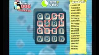 Hasbro Family Game Night - Boggle Word Search