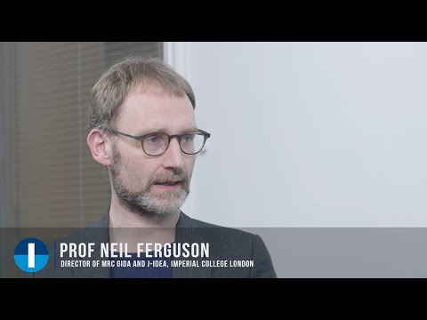Update on COVID-19 outbreak with Professor Neil Ferguson, Dr ...