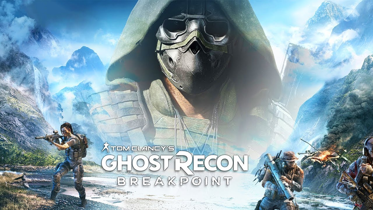 Ghost Recon Breakpoint All Cutscenes (Game Movie) 1080p HD 60FPS