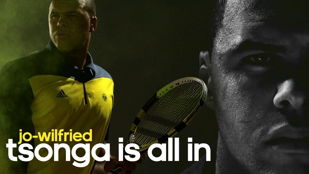 Tsonga Youtube Wilfried Jo Tennis Movie Adidas f0wOq17Wqn