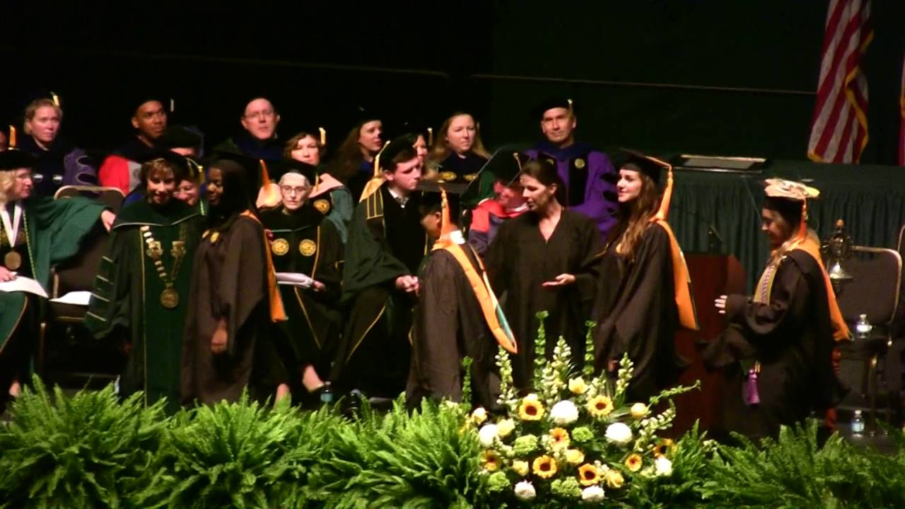 8/6/2016 Rebecca Shedden USF Graduation: MS - Nursing - YouTube