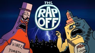 Ketchup vs Mustard RAP BATTLE ft. Dizaster (RapOff)