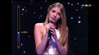 """Candelaria Buasso canta """"Beautiful"""" - Elegidos"""
