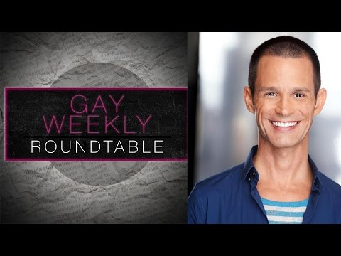 Feud: Bianca Del Rio vs DJ Tanner with special guest Emerson Collins | Gay Weekly Roundtable