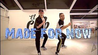 Made For Now / Dance Video / Choreography AJ Juarez & Alex Salgado Argentina