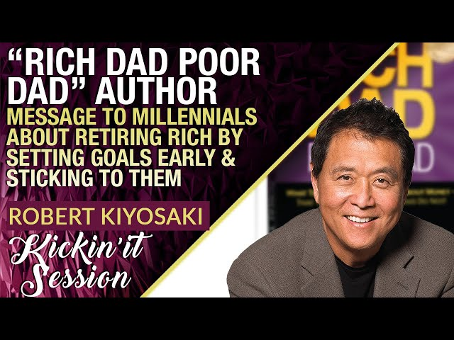 ​ @The Rich Dad Channel  Robert Kiyosaki Message To Millennials About Retiring Rich!