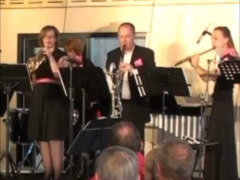 Powerhouse (Scott) - The Griffyn Ensemble