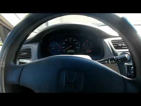 Reset srs honda crv 2002 video funnycat tv for Honda limp mode