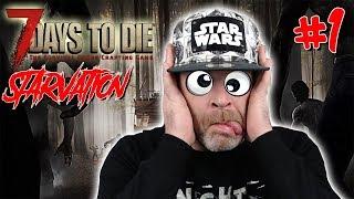 7 DAYS TO DIE - STARVATION MOD   LOCURA EXTREMA   Yokai Games  