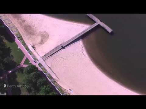 Perth Amboy water front nj