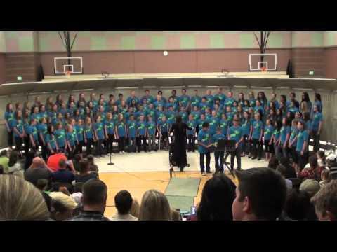 Hashivenu - Albrecht - Fossil Ridge Intermediate Choir