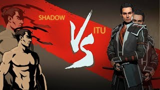 Shadow Fight 2 Shadow Vs ITU Epic Match