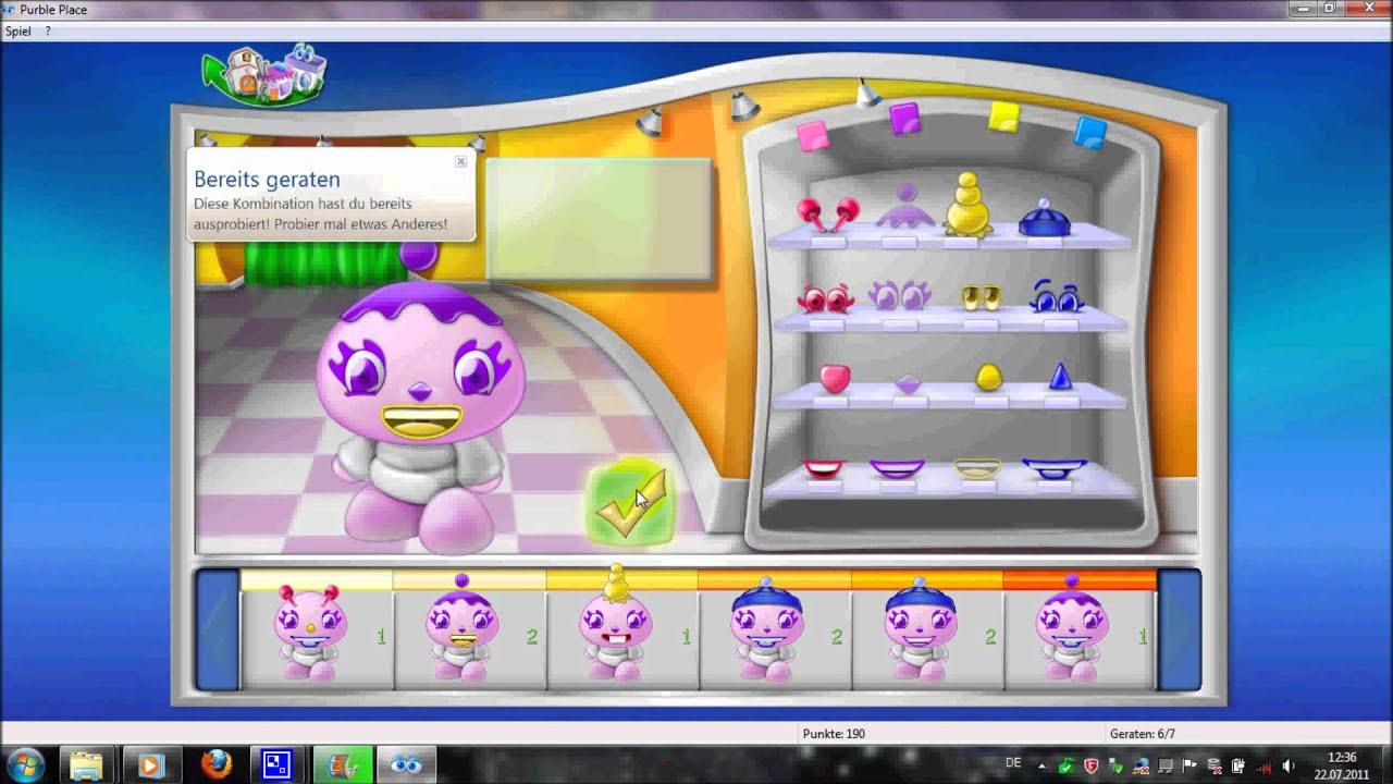purble place online spielen