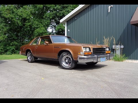 1979 Buick LeSabre Sport Coupe & 3.8 Litre Turbo Engine Sound & Ride My Car Story With Lou Costabile