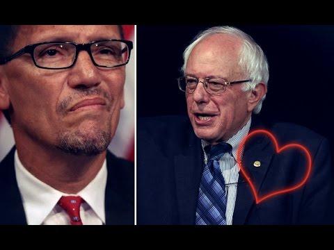 Why Everyone Loves Bernie Sanders BUT the Democratic Establishment