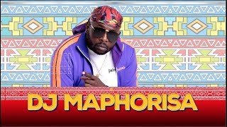 DJ Maphorisa at HuaweiJoburgDay 2019