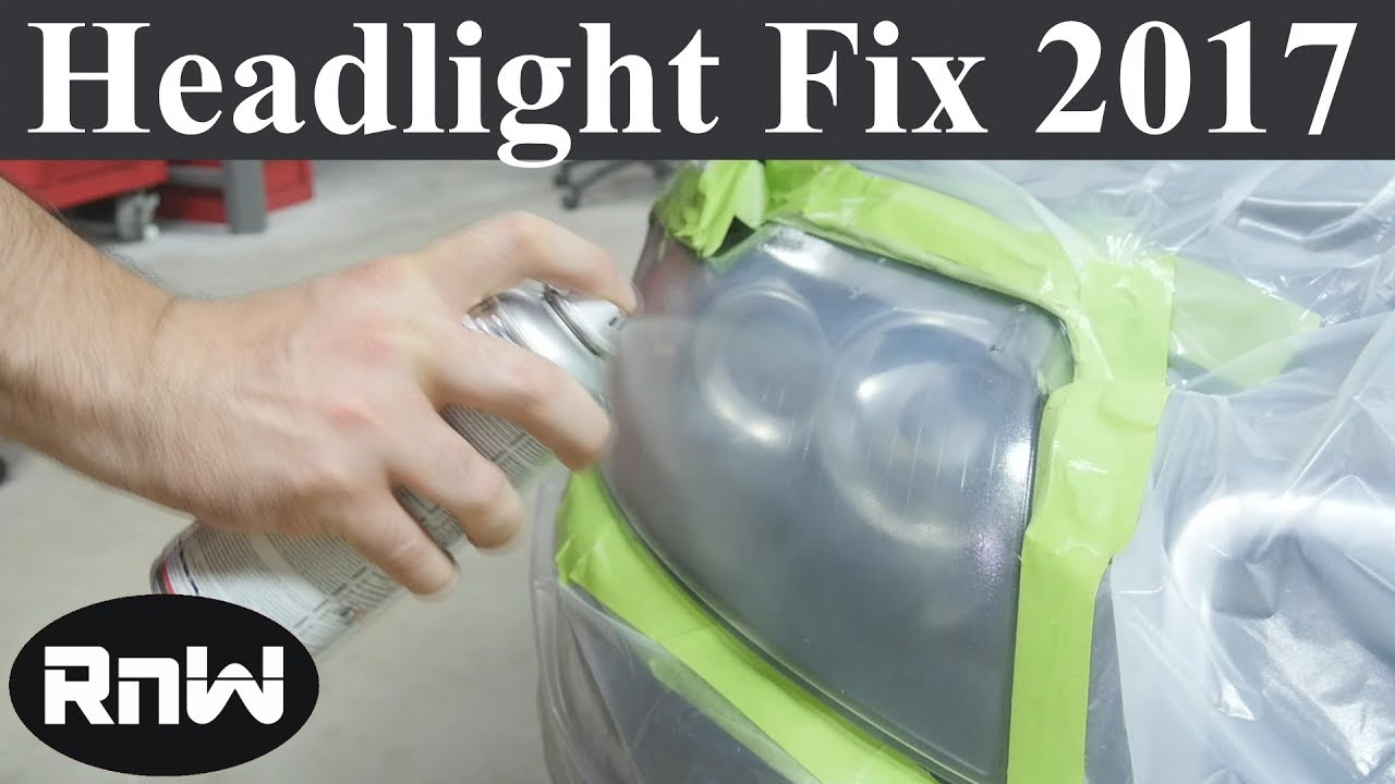 How to Clean Headlights and Restore Them | The Art of Cleanliness