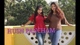 Husn Pancham || Dance Cover || Dance choreography || Dazzling Stars ||