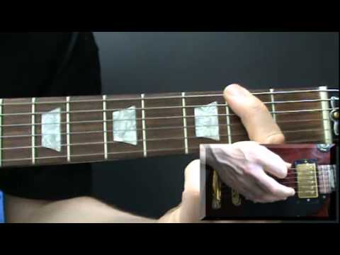 Step by Step Guitar Tuition - Learn to play Pinball wizard by The Who