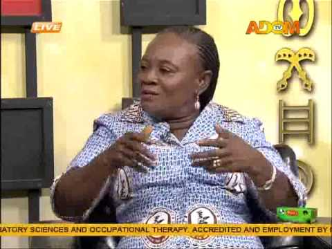 Malaria Control - Afisem on Adom TV (24-4-15)