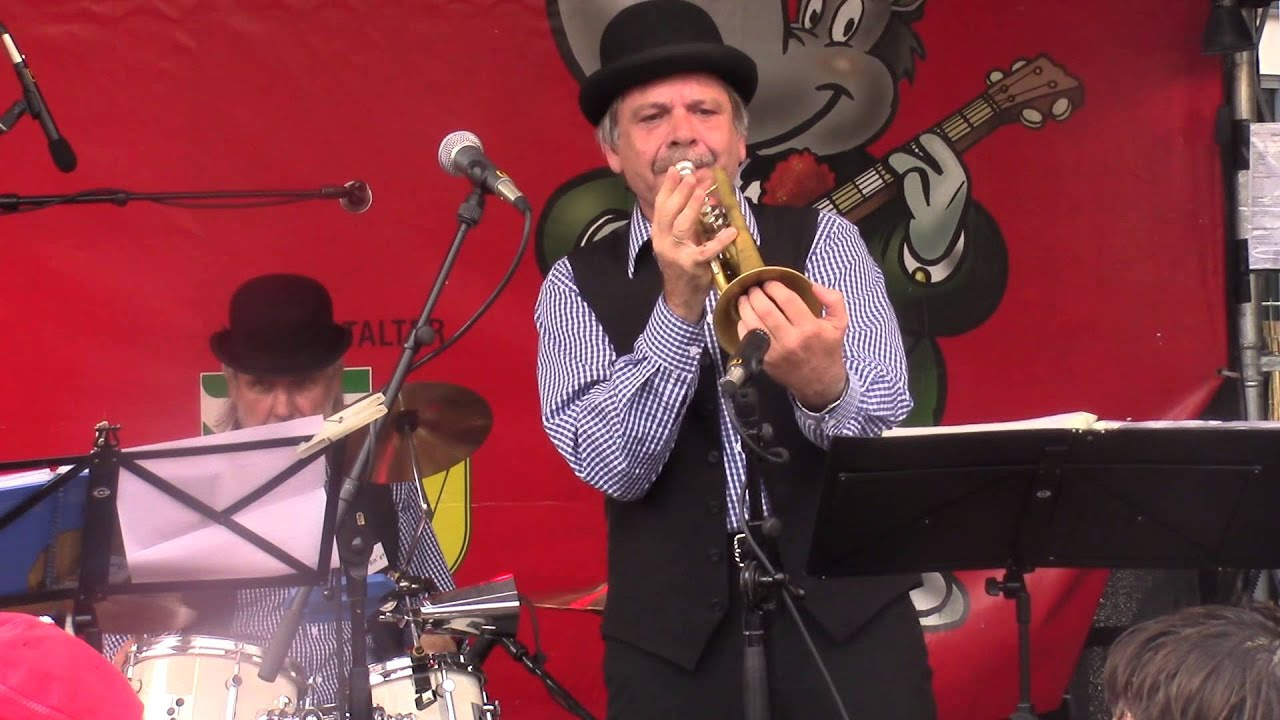 DIXIELAND 45 FESTIVAL DRESDEN MAY 2015 The Pink Panther Saspower Dixieland Stomper