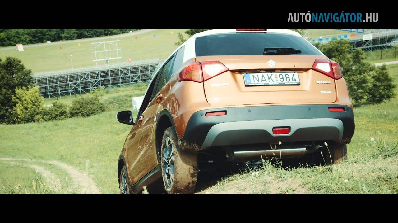 Suzuki Vitara Teszt