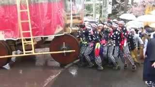 03 犬山祭り どんでん (應合子 下本町) 2015年 春