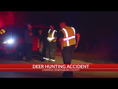 Death Investigation Underway After Deer Hunting Accident In Spartanburg Co.