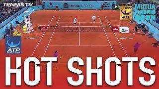 Hot Shot Countdown At Madrid 2017