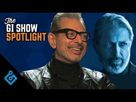 Jeff Goldblum's Favorite Game And Thoughts On Jurassic World Evolution