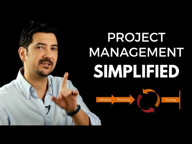 Project Management Simplified: Learn The Fundamentals of PMI's Framework ✓