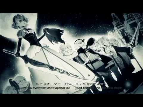【English Sub】 Genealogy of Red, White and Black 【Kagamine Rin・Len、Lily feat  team OS】