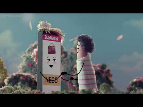 Iklan Bukalapak - Cinta Nego ver. JNE Gratis Ongkos Kirim 30sec (2017)