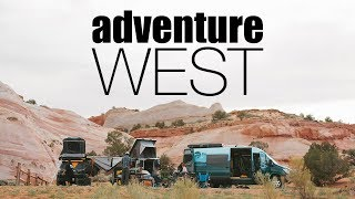 Adventure West - Series Trailer