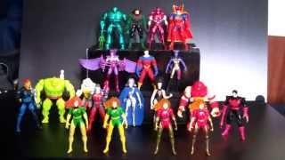 X-Men Phoenix Saga / Starjammers / Shiar' Empire - Figures