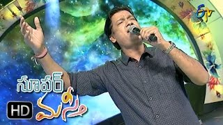 om shivoham song vijay prakash performance super masti ongole 7th may 2017 etv telugu