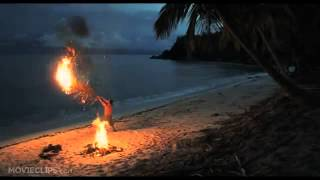 Cast Away 3 8) Movie CLIP I Have Made Fire! (2000) HD