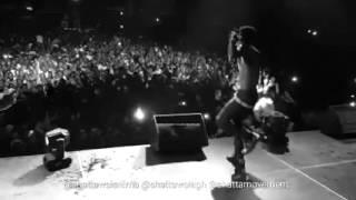 Shatta Wale - Performance at Adoagyiri Festival concert (Nsawam)