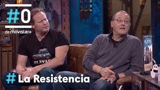 LA RESISTENCIA - Entrevista a Jean Reno y Gerardo OIivares   #LaResistencia 27.02.2019