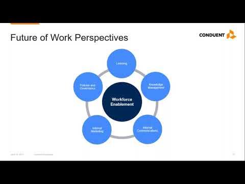 Enabling Performance in Today's Dynamic Workforce