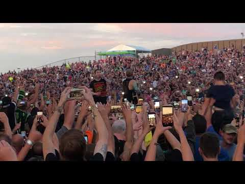 Shinedown - 45 & Simple Man (Noblesville, IN 7/28/18)