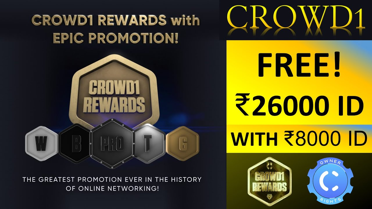 Epic offer buy 1 get 1 free | 3 Crore Income | Crowd1 Business Plan | Affilgo Miggster | Arsh Warwal