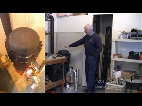 #326 Rocket Stove heater conclusion